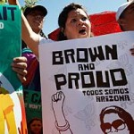 Brown Pride is OK , White Pride is racist?