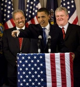 Chacka Fattah ( left). Who needs the Congressional Ethics Office (COE)?