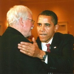 George Miller D.CA and Obama Sunpowee