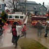 Black Staten Island Mob lays seige to home
