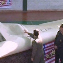 Obama gave Iran the drone